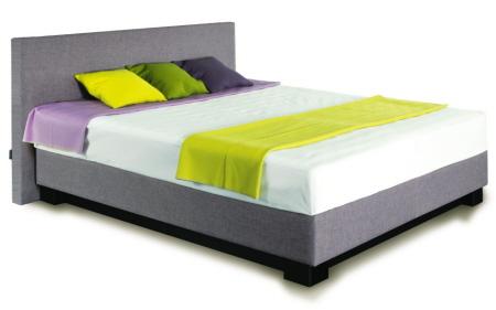 lit boxbed d'akva avec t�te de lit olympus