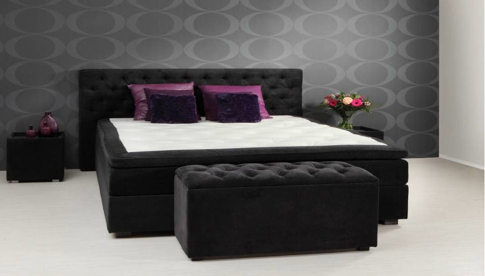 la maison du dos lit eau box dauphine de pose don. Black Bedroom Furniture Sets. Home Design Ideas