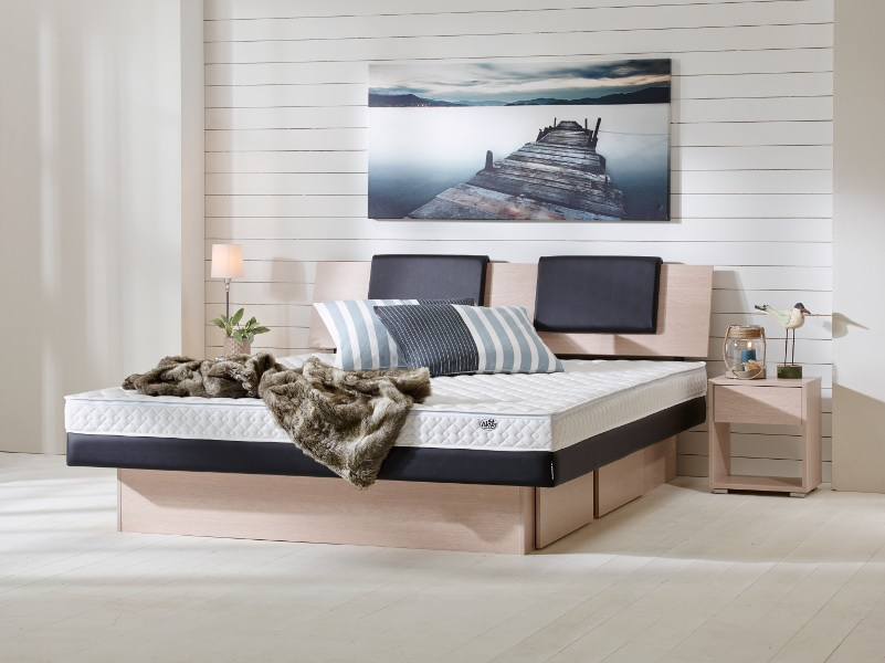 lits eau akva waterbeds la maison du dos. Black Bedroom Furniture Sets. Home Design Ideas