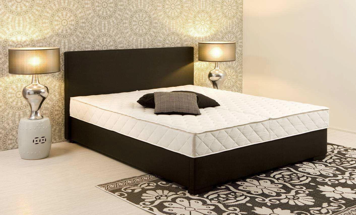 la maison du dos lits eau easybox basic lunalife. Black Bedroom Furniture Sets. Home Design Ideas