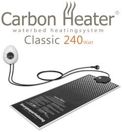Chauffage Carbon heather équipant, pour la version vendue par La maison du Dos, le modèle lunaflex