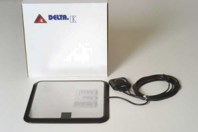 Chauffage delta K équipant, pour la version vendue par La maison du Dos, le modèle lunaflex