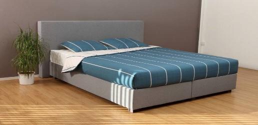 Lit à eau Luna Basic Box de la société Européan Sleep Produits commercialisé sous la marque lunarest