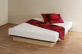 Lit à eau d'entrée de gamme de la société Européan Sleep Produits commercialisé sous la marque lunarest