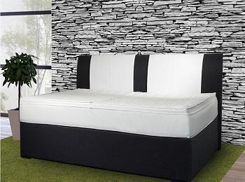 la maison du dos lits eau multiconfort box. Black Bedroom Furniture Sets. Home Design Ideas