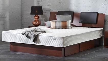 lit à eau Soft Q avec tête de lit Mont ventoux