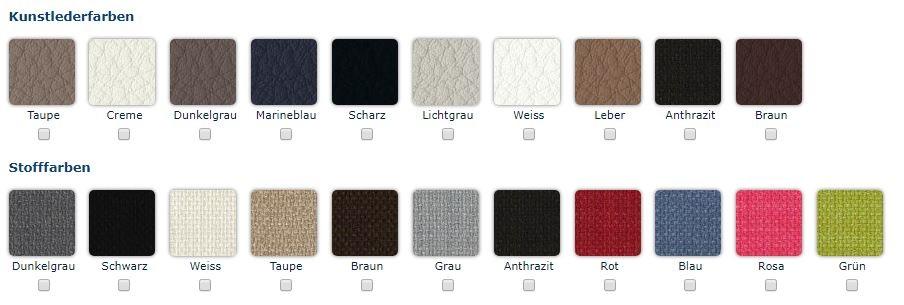 Tissus ou similicuir pour lit, têtede lit et pouf