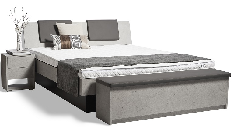 lit eau modulex akva waterbeds la maison du dos. Black Bedroom Furniture Sets. Home Design Ideas