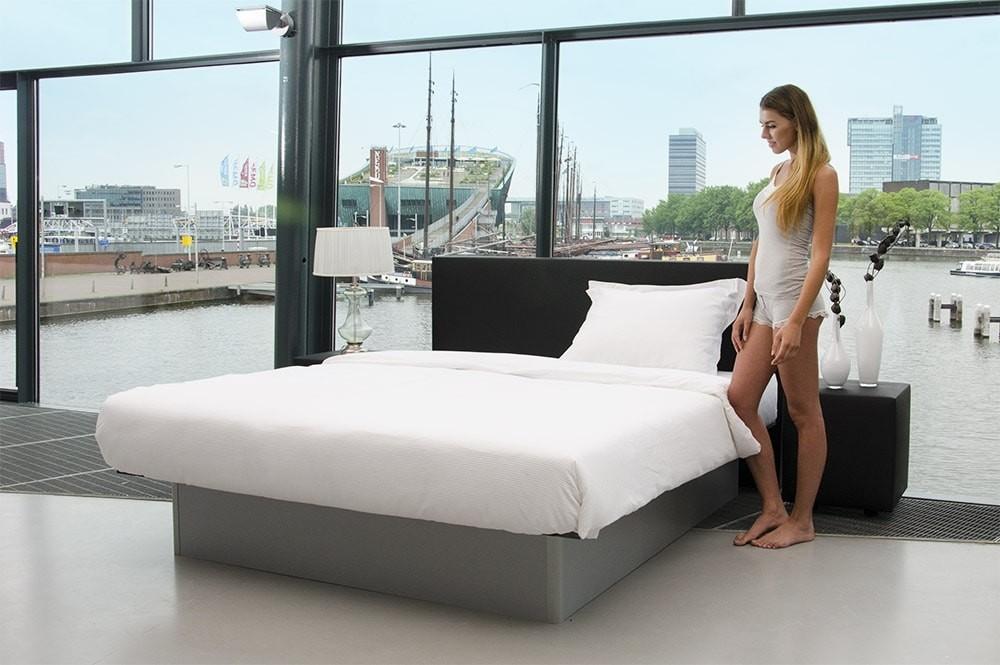 vente lit eau primo la maison du dos. Black Bedroom Furniture Sets. Home Design Ideas
